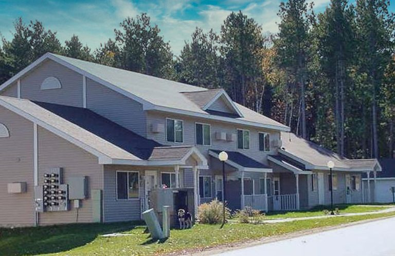 Cass Lake Square Townhouses